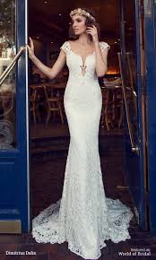 Wedding Dressing Dimitrius Dalia 2016 Wedding Dresses World Of Bridal