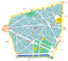 Cdg Airport Map Regional And Paris City Maps Airport Shuttles