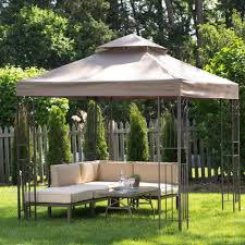Patio Canopy Gazebo by 8ft Led Bbq Grill Canopy Gazebo Barbecue Party Tent Garden Outdoor