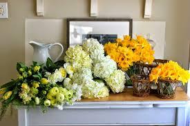 jenny steffens hobick spring round up inspiration diy flower