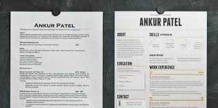 how to make new resume resume 7 design tips to make your resume stand out amazing how