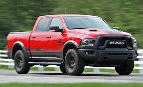Dodge 1500 Truck Specs - mopar u002716 ram rebel 1500 4x4 test u2013 review u2013 car and driver
