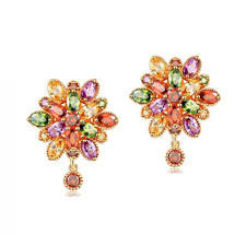 buy earrings online buy earrings online zircon earrings yellow gold earrings charm