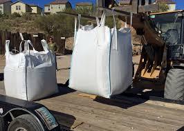 How Many Tons Per Cubic Yard Of Gravel Bulk Bag Acme Sand U0026 Gravel