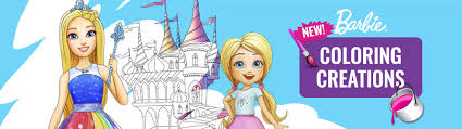 barbie fun games activities barbie dolls videos girls