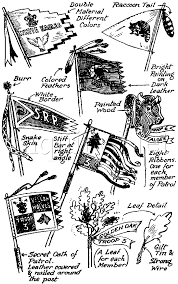 What Does The Philippine Flag Mean The Scout U0027s Guide To Patrol Flags