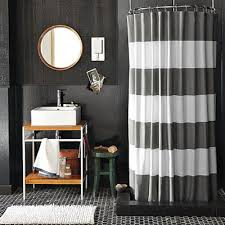 curtain ideas for bathrooms 15 bathroom shower curtain ideas home and gardening ideas
