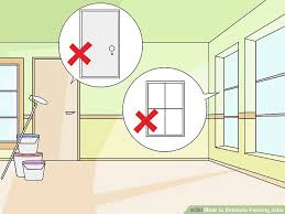 Estimating A Painting by How To Estimate Painting 10 Steps With Pictures Wikihow