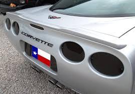 corvette mods c5 c5 corvette 1997 2004 custom painted zr1 style spoiler no drill