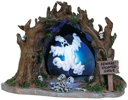 73 best lemax and dept 56 halloween images on pinterest