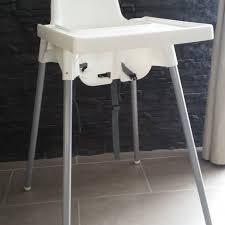 chaise haute b b occasion chaise haute bébé occasion portrait que vraiment chic symblog