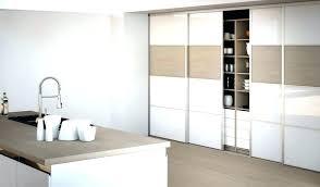 meuble cuisine porte coulissante portes de placards de cuisine porte de placard de cuisine portes