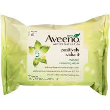 upc 381371157198 aveeno cleansers positively radiant makeup