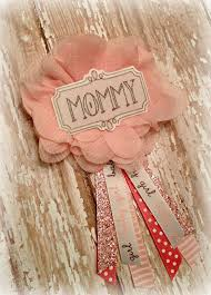 baby shower ribbon baby shower ribbon for the front door founterior