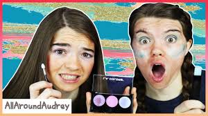Challenge Up Nose Mixed Up Challenge Makeup Allaroundaudrey
