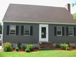 exterior house paint color combinations and exterior house color
