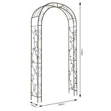wedding arches perth arches obelisks garden decor mineral organic fertilizers