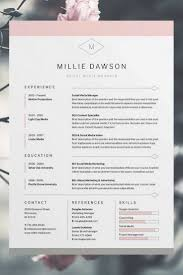 The Best Resume Templates Free by Curriculum Vitae The Best Sample Of Resume How To Write A Resume