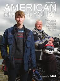 american motorcyclist 02 2013 by american motorcyclist association