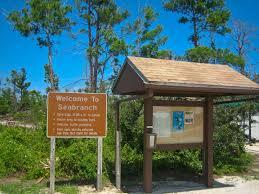 Map Of Stuart Fl Seabranch Preserve Hiking Trails Florida Hikes