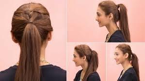 Frisuren Lange Haare F Kinder by 40 Schicke Vorschläge Für Schnelle Und Einfache Frisuren