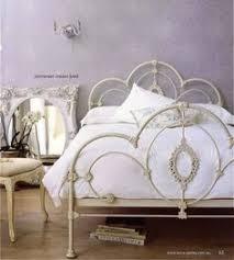 White Metal Bed Frame Queen Bed Vintage Bed Frame Queen Home Interior Design