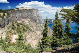 Oregon vegetaion images Crater lake oregon computermiracles jpg