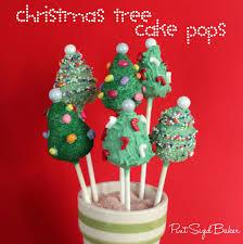 how to make christmas how to make christmas tree cake pops pint sized baker