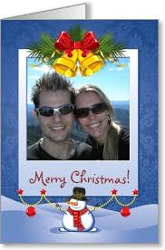 free photo insert christmas cards to print at home