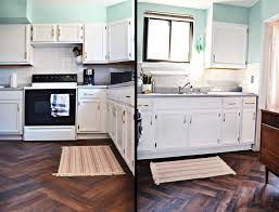 kitchen makeover ideas pictures you won t believe that this kitchen renovation only costs 100