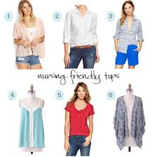 nursing tops best for the breast bower power