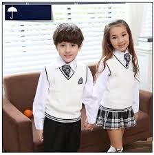 sweater vest for boys japanese clothes uniforme