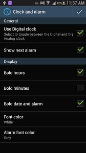 samsung galaxy s5 lock screen apk how to get cyanogenmod s clock home lock screen widget on a non