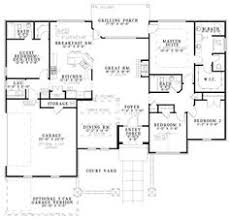 homely ideas country house plans one story 2000 square feet 1