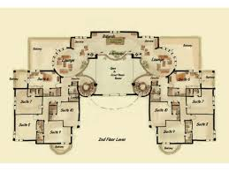 bed breakfast inn chateau home plans blueprints 17939 bed breakfast inn chateau