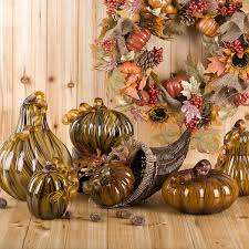 thanksgiving small glass pumpkins thanksgiving wikii glitzhome 6 3