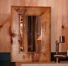 lampe de chevet montagne lampe style chalet objet en bois de decoration style montagne 84