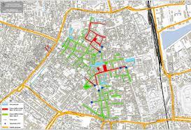 Orvieto Italy Map by Ravenna Ar