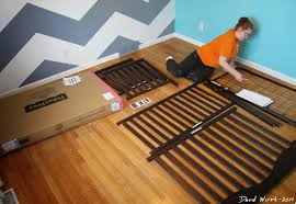 How To Keep Cats Out Of Baby Crib by How To Put Up A Baby Crib Laura Williams