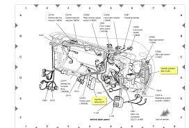 2005 ford explorer sport trac my horn fuse box diagram