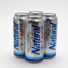 how much alcohol is in natural light beer natural light 16oz 4 pack can beer wine and liquor delivered to
