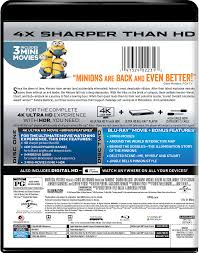 minions movie page dvd blu ray digital hd on demand