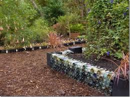 Garden Edging Idea Condo Blues 15 Unique Garden Border And Edging Ideas