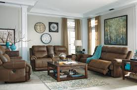 brown living room set buy austere brown living room set by signature design from www