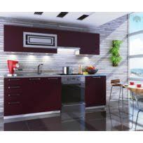 meuble de cuisine aubergine meuble cuisine aubergine achat meuble cuisine aubergine pas cher