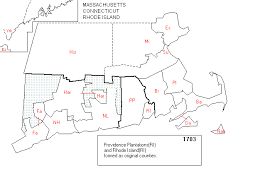 map of massachusetts counties rhode island counties and towns usgenweb