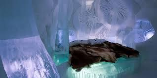 les plus beaux hôtels de glace au monde photos