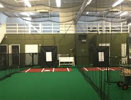 Basement Batting Cage by Indoor Sports Facility Design On Deck Sports