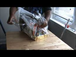 gift plastic wrap how to wrap a real gift basket