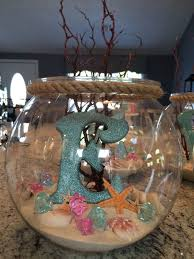Fish Bowl Decorations 20 Under The Sea Decorations For Your Little Mermaid U0027s Bedroom